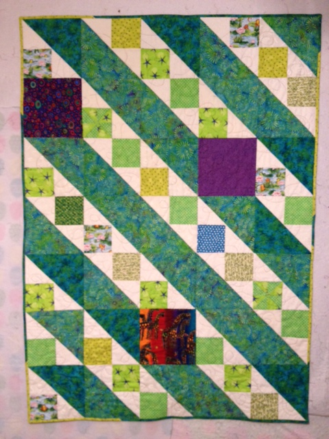 Quilt for Linus Project