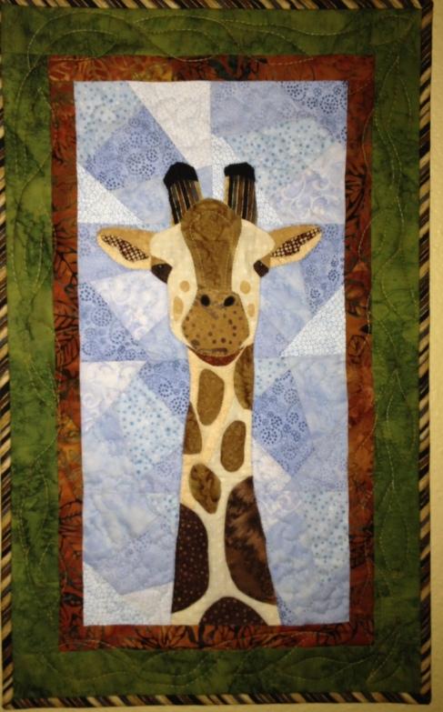 Giraffe M Uncategorized | quilti...